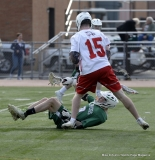 CIAC Boys Lacrosse; Wolcott 11 vs. Holy Cross 12 - Photo # 129
