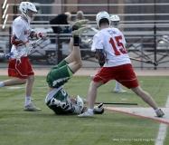CIAC Boys Lacrosse; Wolcott 11 vs. Holy Cross 12 - Photo # 131