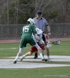 CIAC Boys Lacrosse; Wolcott 11 vs. Holy Cross 12 - Photo # 135