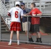 CIAC Boys Lacrosse; Wolcott 11 vs. Holy Cross 12 - Photo # 153
