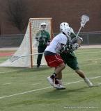 CIAC Boys Lacrosse; Wolcott 11 vs. Holy Cross 12 - Photo # 166