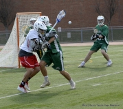CIAC Boys Lacrosse; Wolcott 11 vs. Holy Cross 12 - Photo # 167