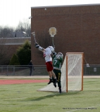 CIAC Boys Lacrosse; Wolcott 11 vs. Holy Cross 12 - Photo # 176