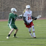 CIAC Boys Lacrosse; Wolcott 11 vs. Holy Cross 12 - Photo # 189
