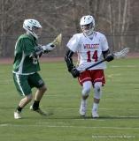 CIAC Boys Lacrosse; Wolcott 11 vs. Holy Cross 12 - Photo # 190