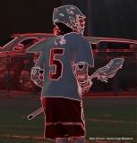 CIAC Boys Lacrosse; Wolcott 11 vs. Holy Cross 12 - Photo # 191