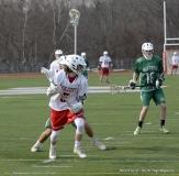 CIAC Boys Lacrosse; Wolcott 11 vs. Holy Cross 12 - Photo # 226