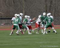 CIAC Boys Lacrosse; Wolcott 11 vs. Holy Cross 12 - Photo # 290