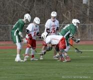 CIAC Boys Lacrosse; Wolcott 11 vs. Holy Cross 12 - Photo # 296