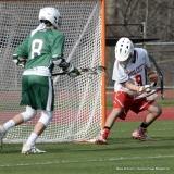 CIAC Boys Lacrosse; Wolcott 11 vs. Holy Cross 12 - Photo # 313
