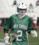 CIAC Boys Lacrosse; Wolcott 11 vs. Holy Cross 12 - Photo # 322