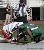 CIAC Boys Lacrosse; Wolcott 11 vs. Holy Cross 12 - Photo # 324
