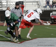 CIAC Boys Lacrosse; Wolcott 11 vs. Holy Cross 12 - Photo # 326