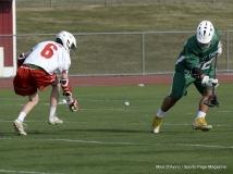 CIAC Boys Lacrosse; Wolcott 11 vs. Holy Cross 12 - Photo # 334