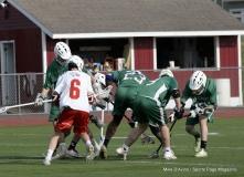 CIAC Boys Lacrosse; Wolcott 11 vs. Holy Cross 12 - Photo # 335