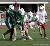 CIAC Boys Lacrosse; Wolcott 11 vs. Holy Cross 12 - Photo # 338