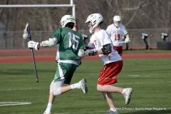 CIAC Boys Lacrosse; Wolcott 11 vs. Holy Cross 12 - Photo # 380