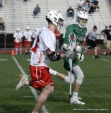 CIAC Boys Lacrosse; Wolcott 11 vs. Holy Cross 12 - Photo # 396