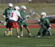 CIAC Boys Lacrosse; Wolcott 11 vs. Holy Cross 12 - Photo # 404