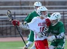 CIAC Boys Lacrosse; Wolcott 11 vs. Holy Cross 12 - Photo # 423