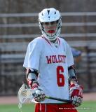 CIAC Boys Lacrosse; Wolcott 11 vs. Holy Cross 12 - Photo # 459
