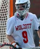 CIAC Boys Lacrosse; Wolcott 11 vs. Holy Cross 12 - Photo # 463