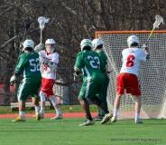 CIAC Boys Lacrosse; Wolcott 11 vs. Holy Cross 12 - Photo # 519