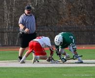 CIAC Boys Lacrosse; Wolcott 11 vs. Holy Cross 12 - Photo # 574