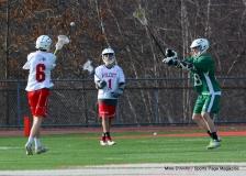 CIAC Boys Lacrosse; Wolcott 11 vs. Holy Cross 12 - Photo # 591