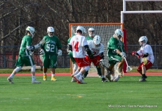CIAC Boys Lacrosse; Wolcott 11 vs. Holy Cross 12 - Photo # 603