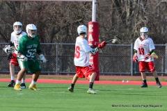 CIAC Boys Lacrosse; Wolcott 11 vs. Holy Cross 12 - Photo # 670