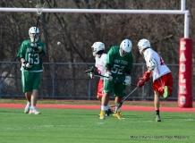 CIAC Boys Lacrosse; Wolcott 11 vs. Holy Cross 12 - Photo # 672
