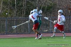 CIAC Boys Lacrosse; Wolcott 11 vs. Holy Cross 12 - Photo # 679