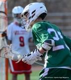 CIAC Boys Lacrosse; Wolcott 11 vs. Holy Cross 12 - Photo # 734