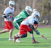 CIAC Boys Lacrosse; Wolcott 11 vs. Holy Cross 12 - Photo # 766