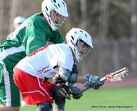 CIAC Boys Lacrosse; Wolcott 11 vs. Holy Cross 12 - Photo # 767