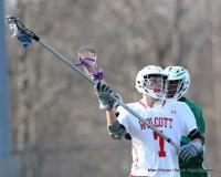 CIAC Boys Lacrosse; Wolcott 11 vs. Holy Cross 12 - Photo # 774