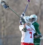 CIAC Boys Lacrosse; Wolcott 11 vs. Holy Cross 12 - Photo # 775