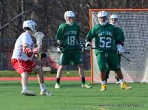 CIAC Boys Lacrosse; Wolcott 11 vs. Holy Cross 12 - Photo # 810