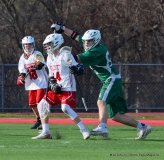 CIAC Boys Lacrosse; Wolcott 11 vs. Holy Cross 12 - Photo # 813