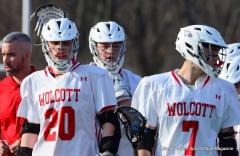 CIAC Boys Lacrosse; Wolcott 11 vs. Holy Cross 12 - Photo # 828