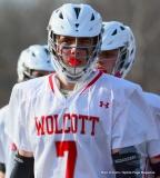 CIAC Boys Lacrosse; Wolcott 11 vs. Holy Cross 12 - Photo # 836