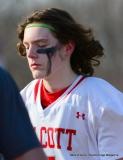 CIAC Boys Lacrosse; Wolcott 11 vs. Holy Cross 12 - Photo # 839