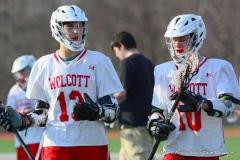 CIAC Boys Lacrosse; Wolcott 11 vs. Holy Cross 12 - Photo # 841