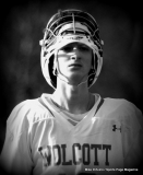 CIAC Boys Lacrosse; Wolcott 11 vs. Holy Cross 12 - Photo # 844