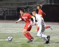CIAC Boys Soccer Class LL State Tournament SF's - Farmington 3 vs. Fairfield Prep 0 - Photo (10)