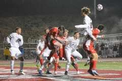 CIAC Boys Soccer Class LL State Tournament SF's - Farmington 3 vs. Fairfield Prep 0 - Photo (101)