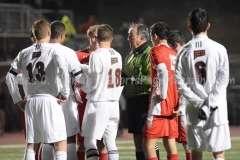 CIAC Boys Soccer Class LL State Tournament SF's - Farmington 3 vs. Fairfield Prep 0 - Photo (104)