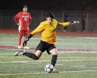CIAC Boys Soccer Class LL State Tournament SF's - Farmington 3 vs. Fairfield Prep 0 - Photo (11)