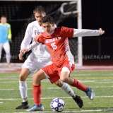 CIAC Boys Soccer Class LL State Tournament SF's - Farmington 3 vs. Fairfield Prep 0 - Photo (119)